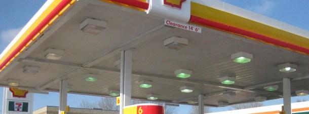 Shell se prepara para sustituir sus gasolineras por estaciones de carga eléctrica