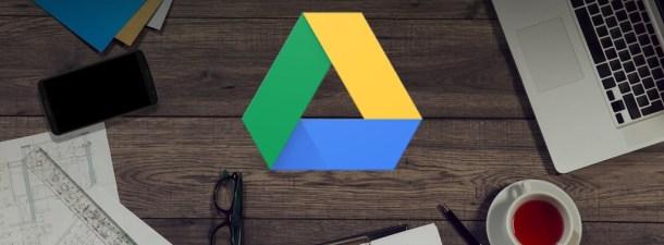 El control de cambios en documentos de Google Drive