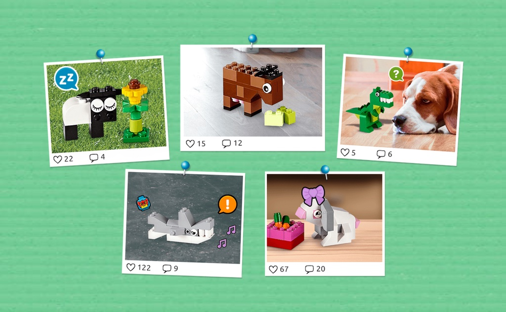 LEGO Life llega a España: la red social para niños creativos