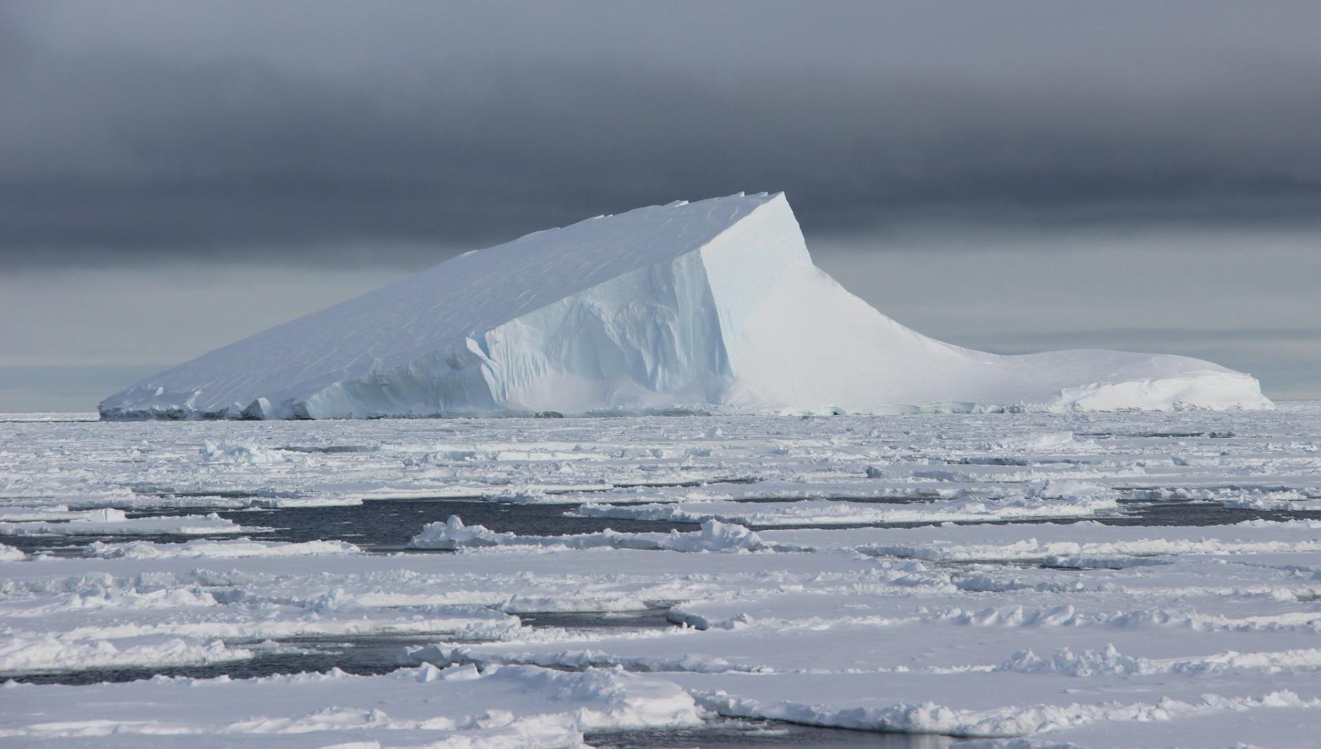 El agujero en la capa de ozono alcanza mínimos del año 1988