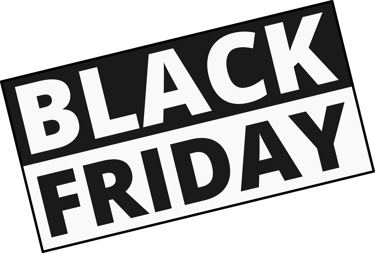 ¡Aprovecha el Black Friday con estas apps!