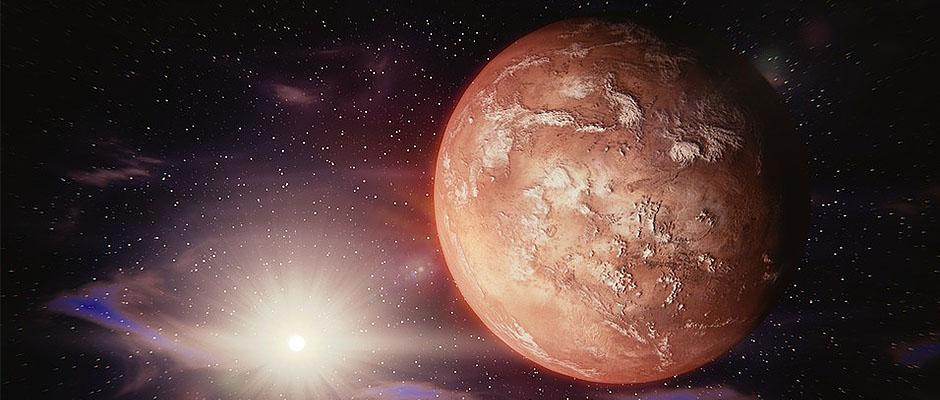 Las grietas de Marte demuestran que el planeta estuvo plagado de lagos