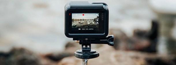 Cinco alternativas a GoPro que seguramente no conocías