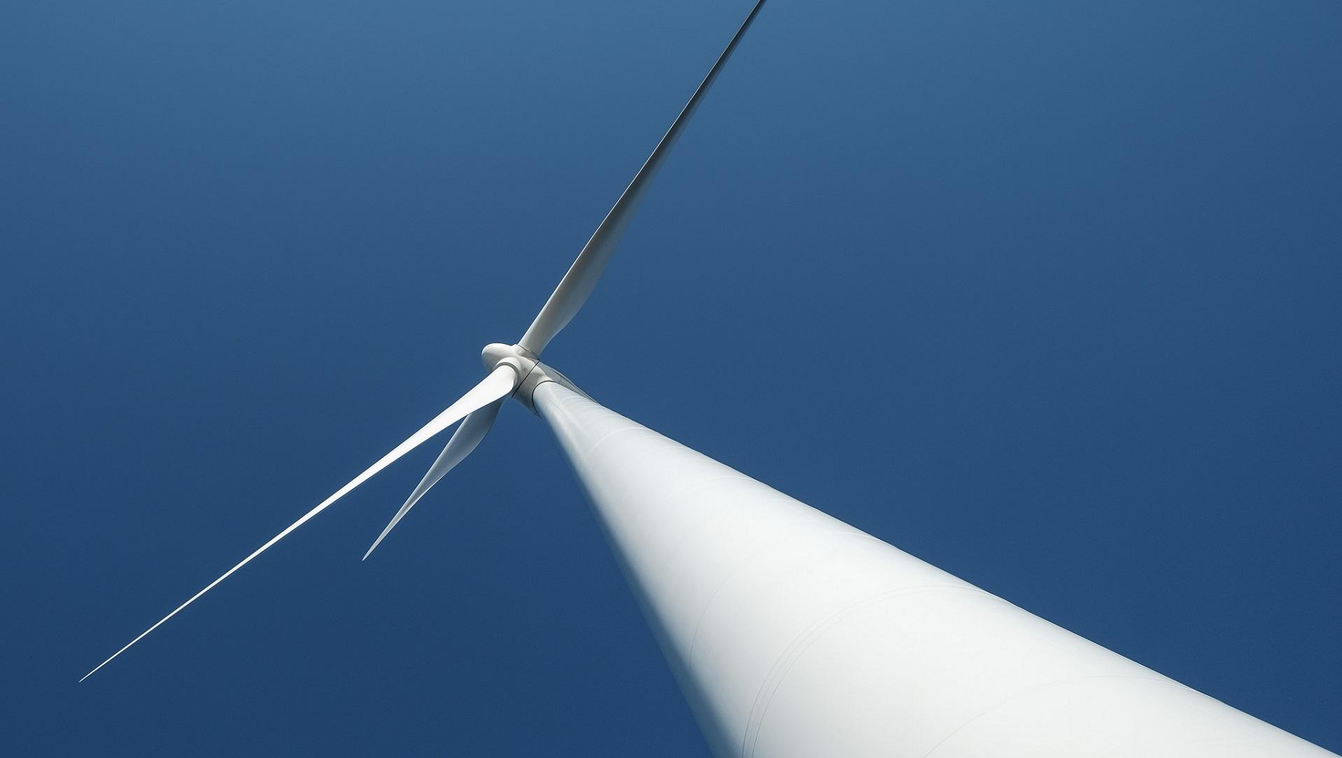 Esta turbina eólica es la más alta del mundo: casi 250 metros