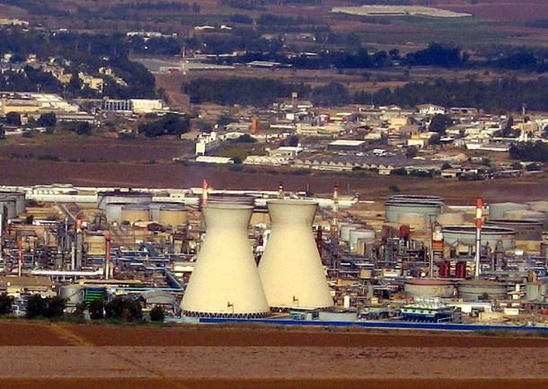 Refinerías de petróleo