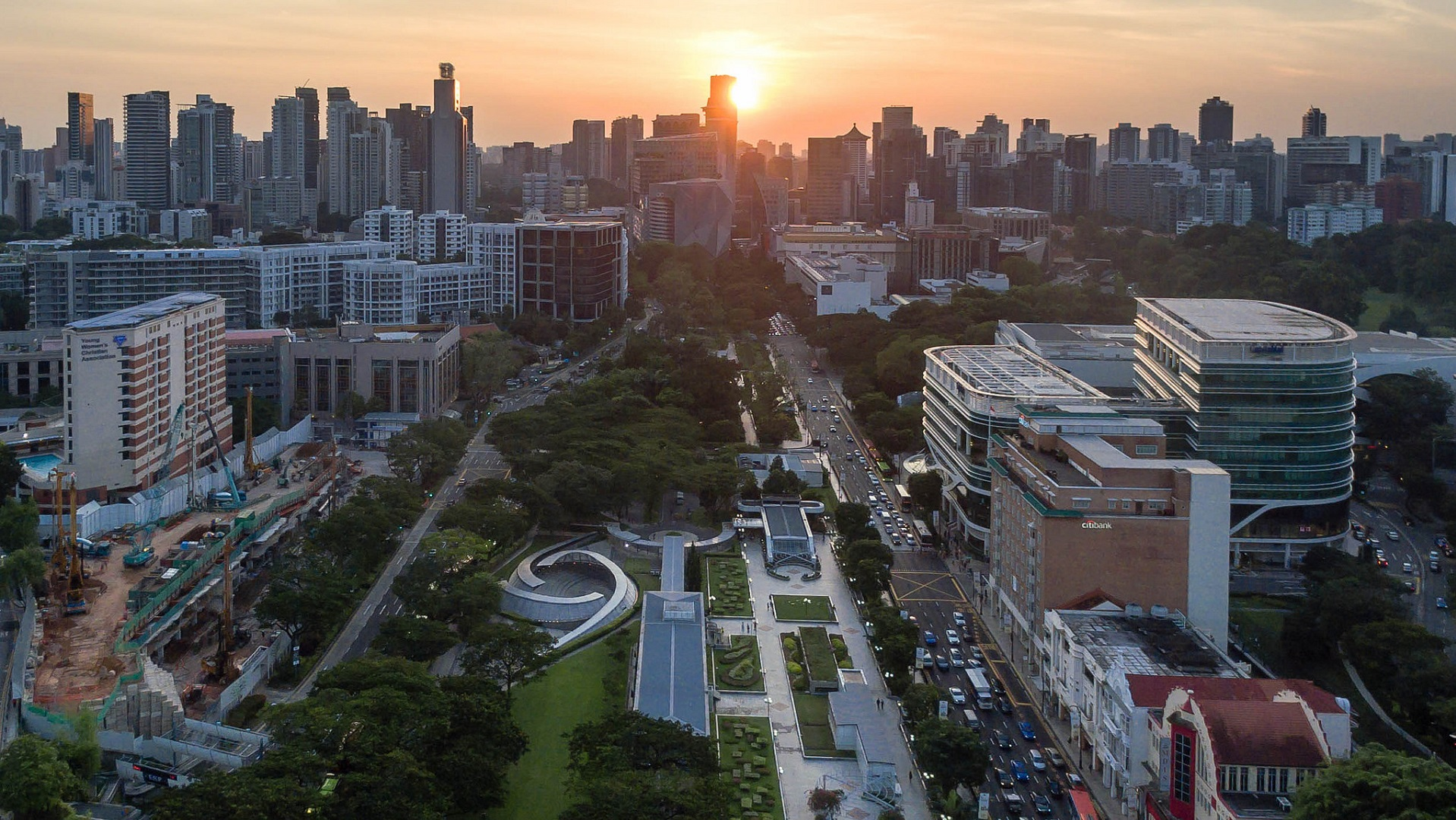 2022: la fecha en que Singapur sacará autobuses autónomos a las calles