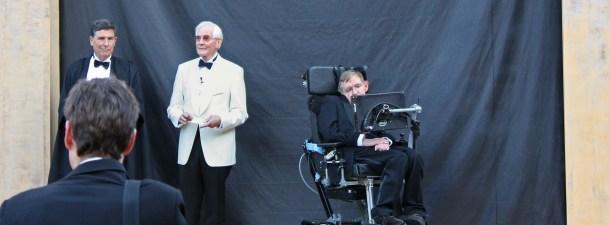 Así es como Stephen Hawking piensa sobre el reto espacial