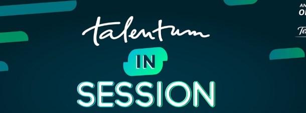 ¡Ven a Talentum in Session el 14 de diciembre!