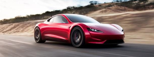 El nuevo superdeportivo de Tesla tendrá tecnología de SpaceX