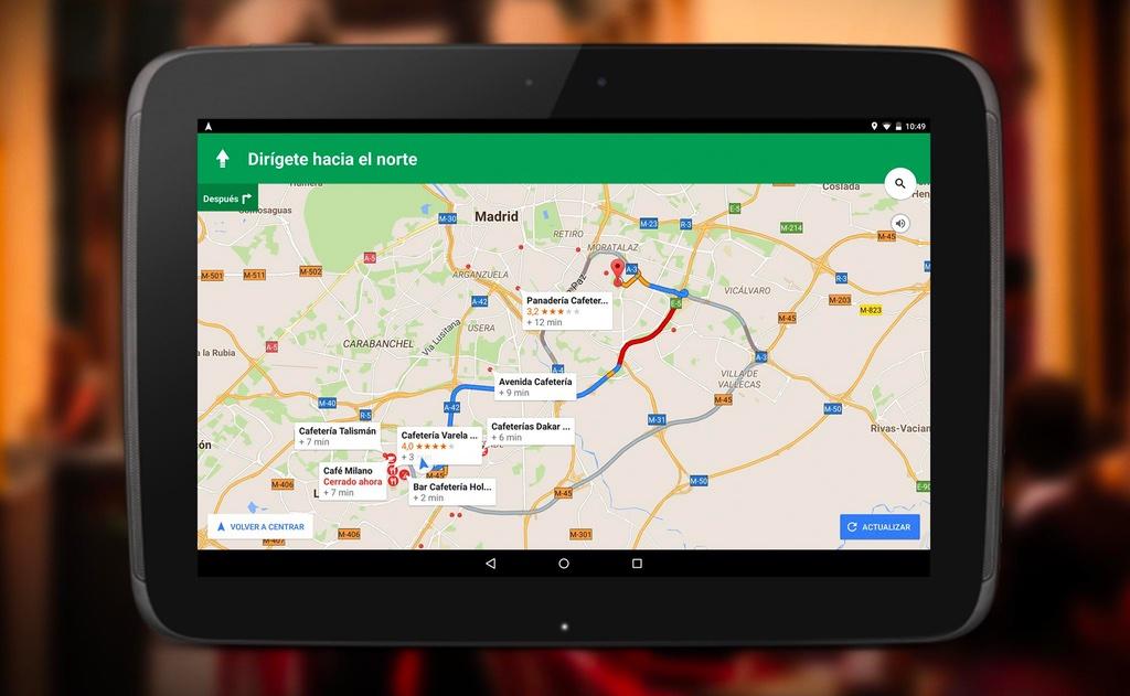 Cómo descargar mapas en Google Maps para usar sin conexión