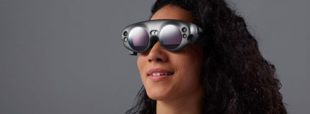 Es real: Magic Leap al fin enseña su kit de realidad mixta