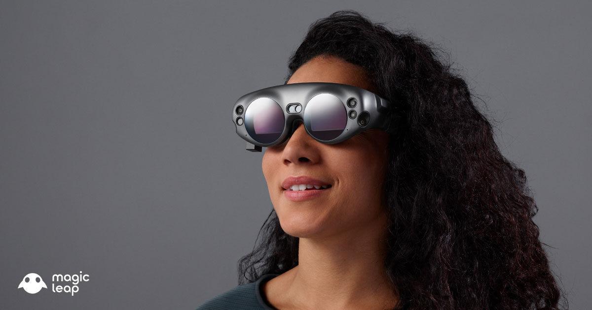 Es real: Magic Leap al fin enseña su kit de realidad mixta