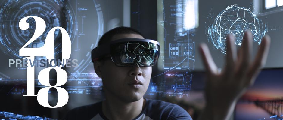 Las previsiones tecnológicas que nos traerá 2018