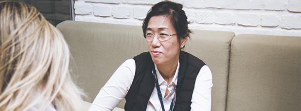 Angela Shen-Hsieh y la inteligencia artificial
