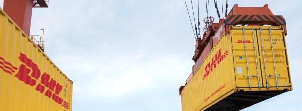 DHL tiene sus propias camionetas eléctricas de reparto
