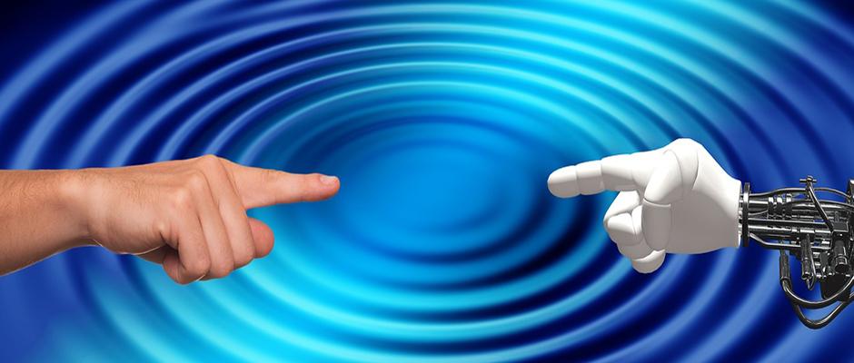 La mano robótica que es capaz de sentir