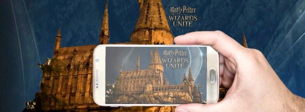 Harry Potter cobra vida con la realidad aumentada