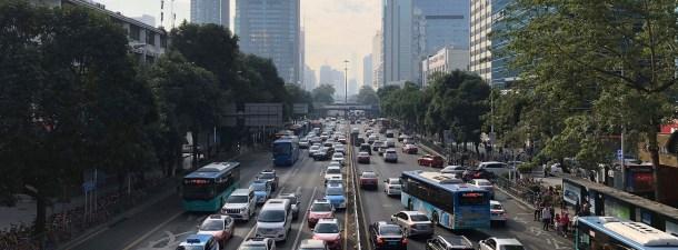 Shenzhen llena con 16.000 autobuses eléctricos sus calles