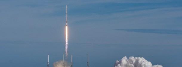 SpaceX lanza su primera misión solo con hardware reutilizado