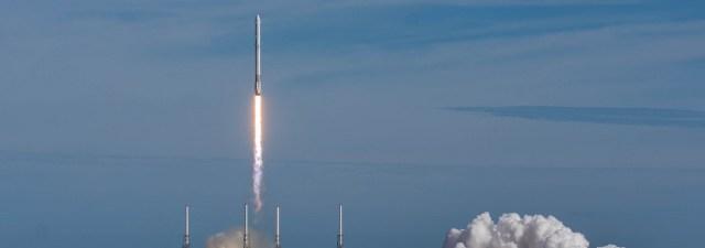 SpaceX pulveriza el récord de lanzamientos comerciales en 2018