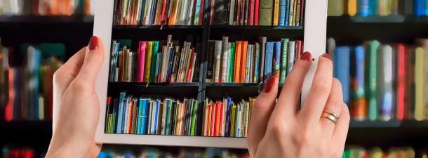 Las bibliotecas virtuales, el futuro de la lectura