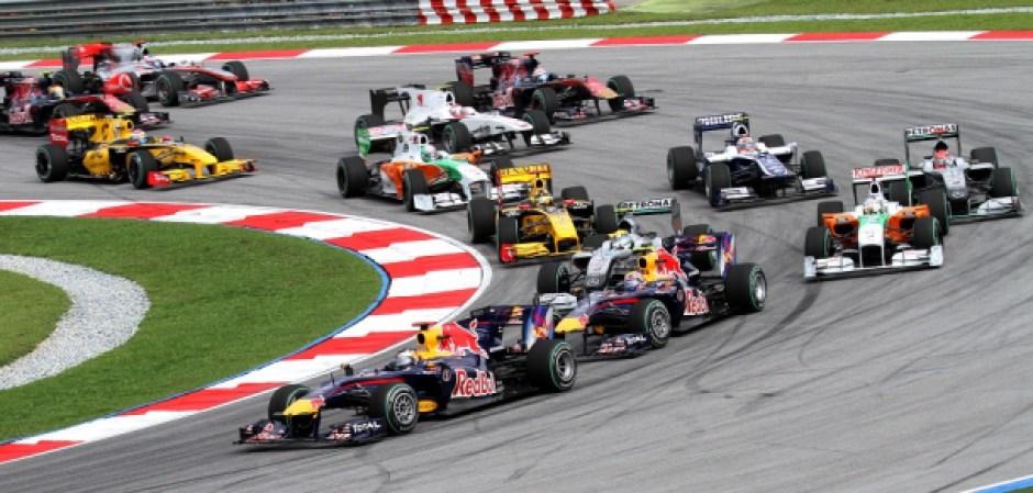 Fórmula 1 ,Ocuexplorer 5G
