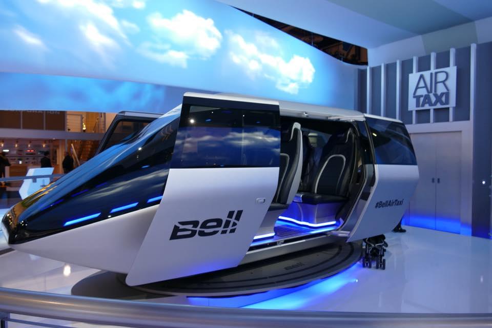 El sueño eterno de volar: helicópteros autónomos