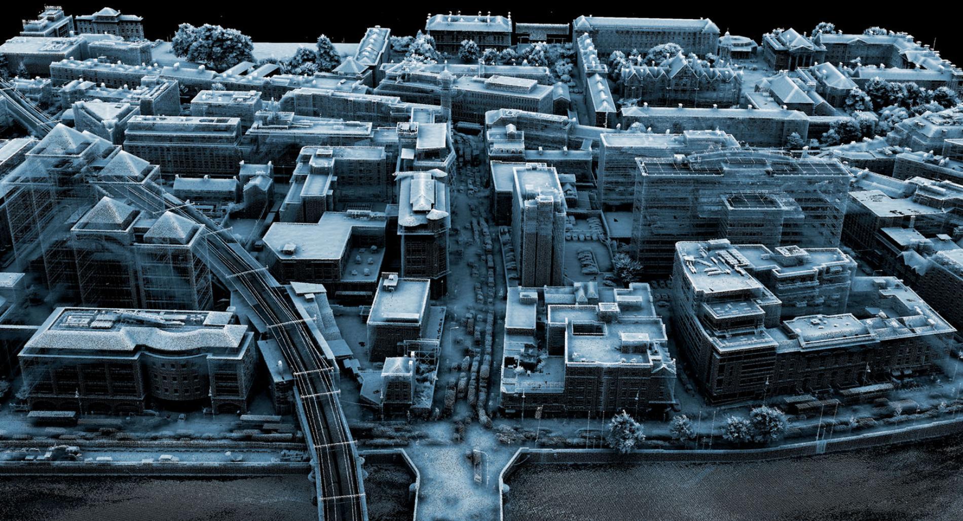 ¿Las ciudades serán inteligentes gracias a LIDAR?
