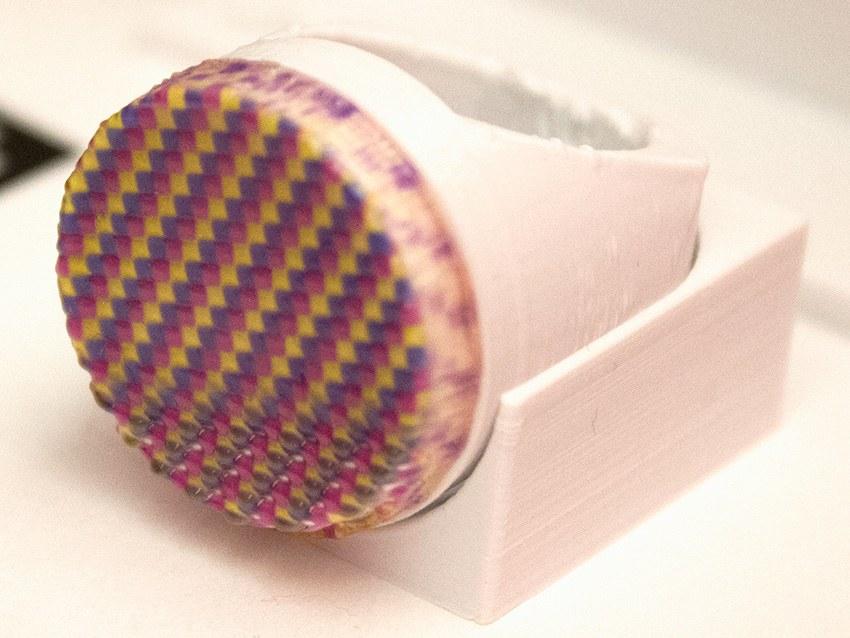 Lo último del MIT permite colorear objetos impresos en 3D