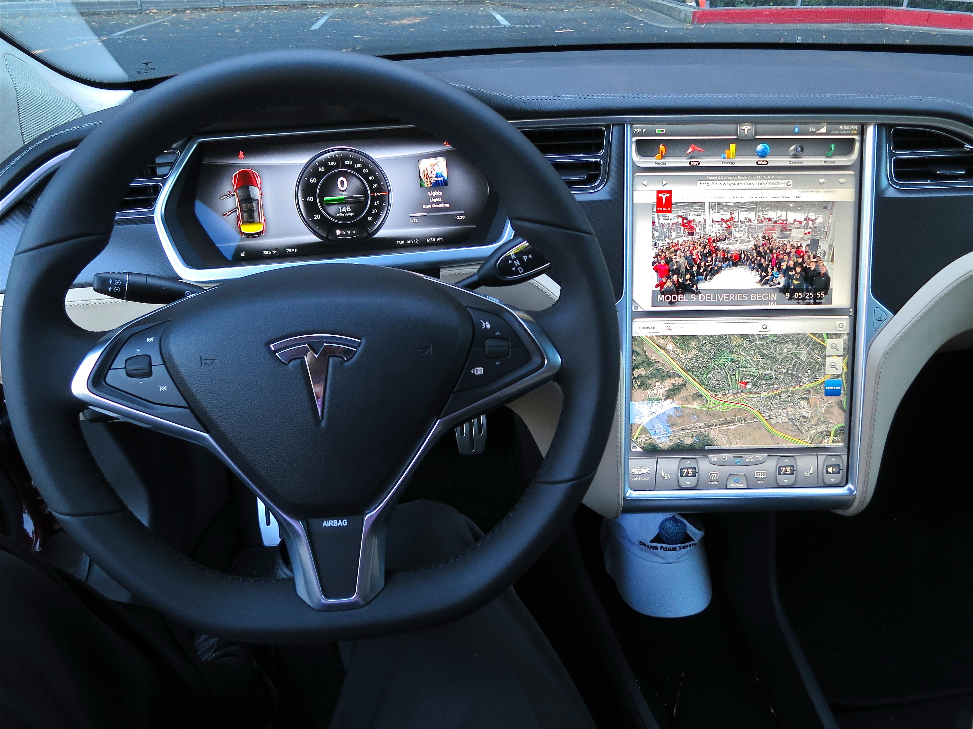 Los nuevos sensores abren la puerta a la conducción autónoma