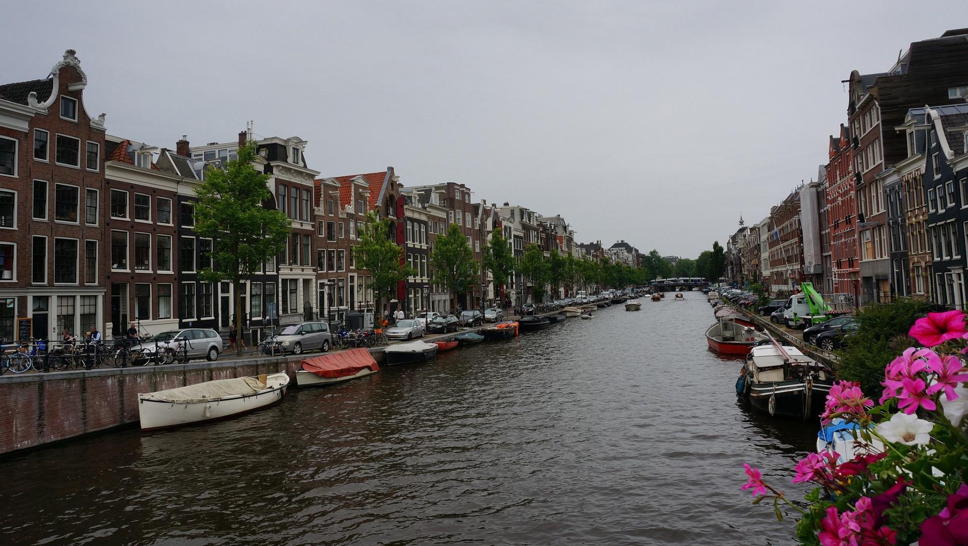 Estos barcos eléctricos y autónomos surcarán los canales de Ámsterdam