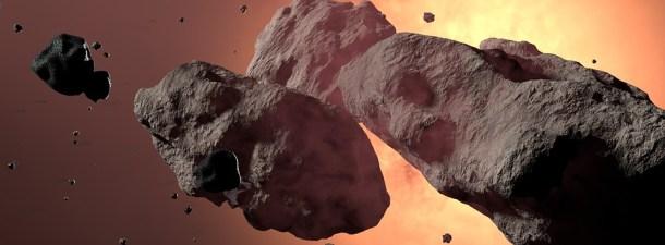 La minería de asteroides solucionará la demanda de datos en Internet