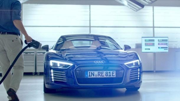 Baterías para el hogar de Audi