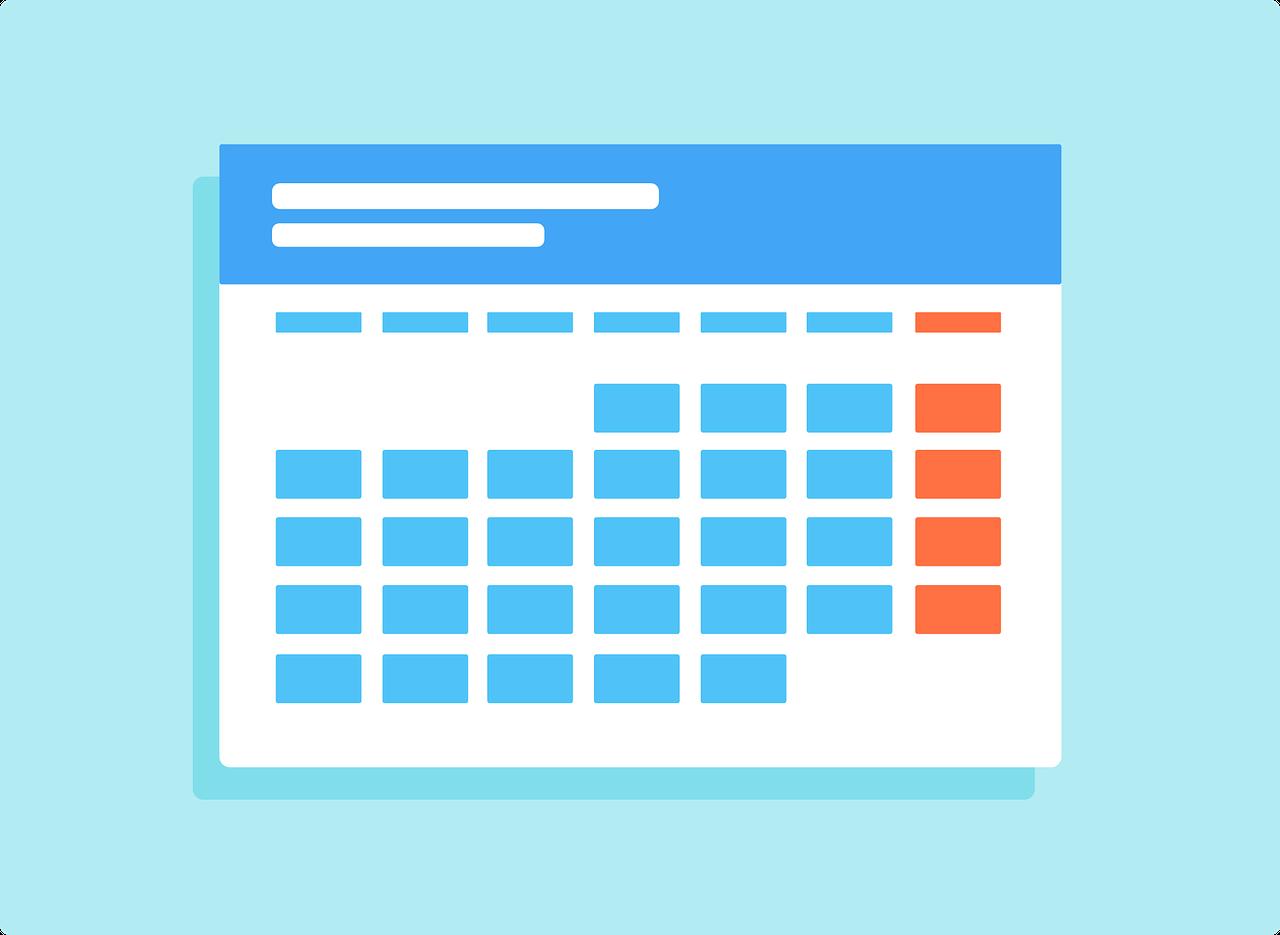 Creando tu propio calendario en Word