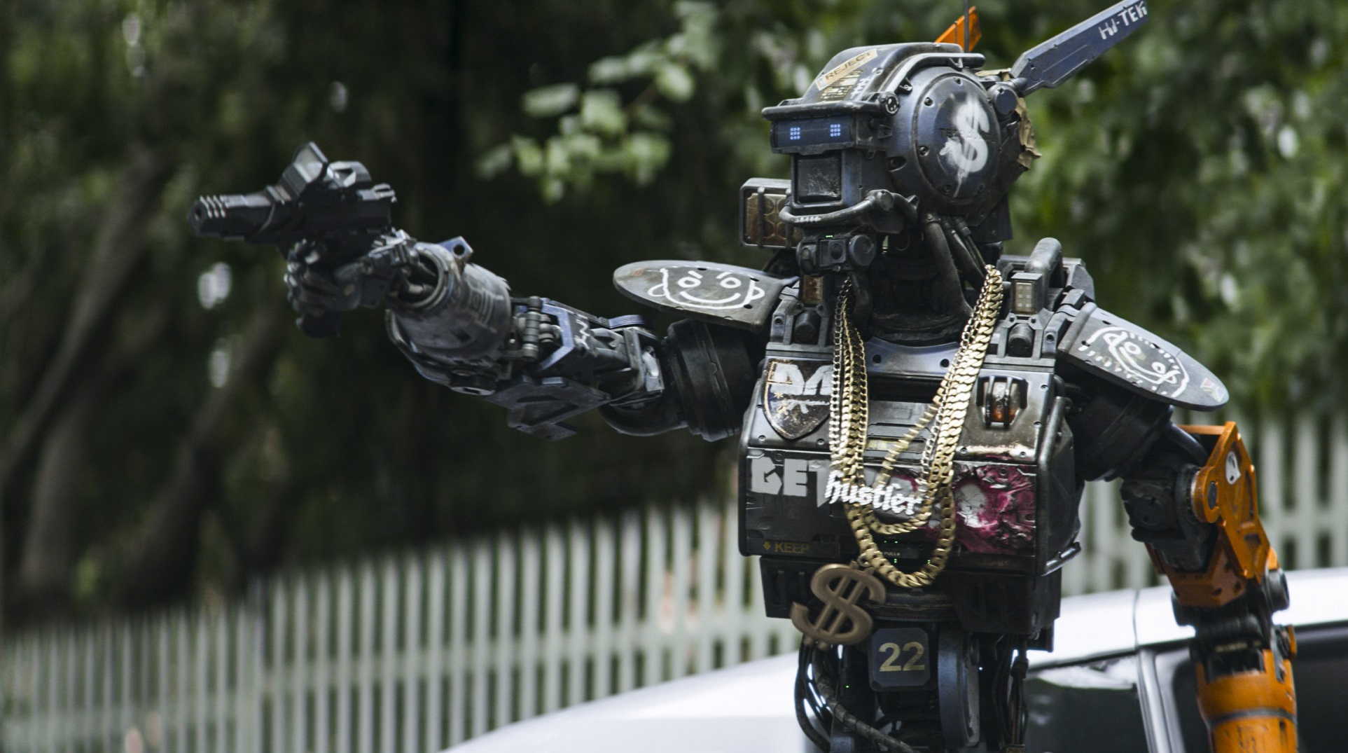 Estos robots en segway servirán como patrullas urbanas de policía