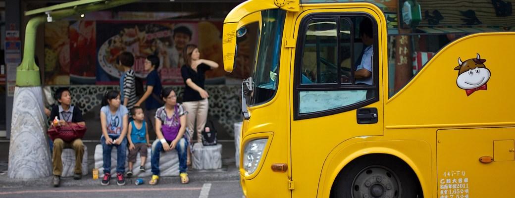 Parada de autobús impresa en 3D
