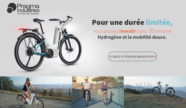 Bicicletas de hidrógeno