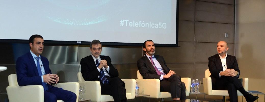 Presentación Telefónica 5G