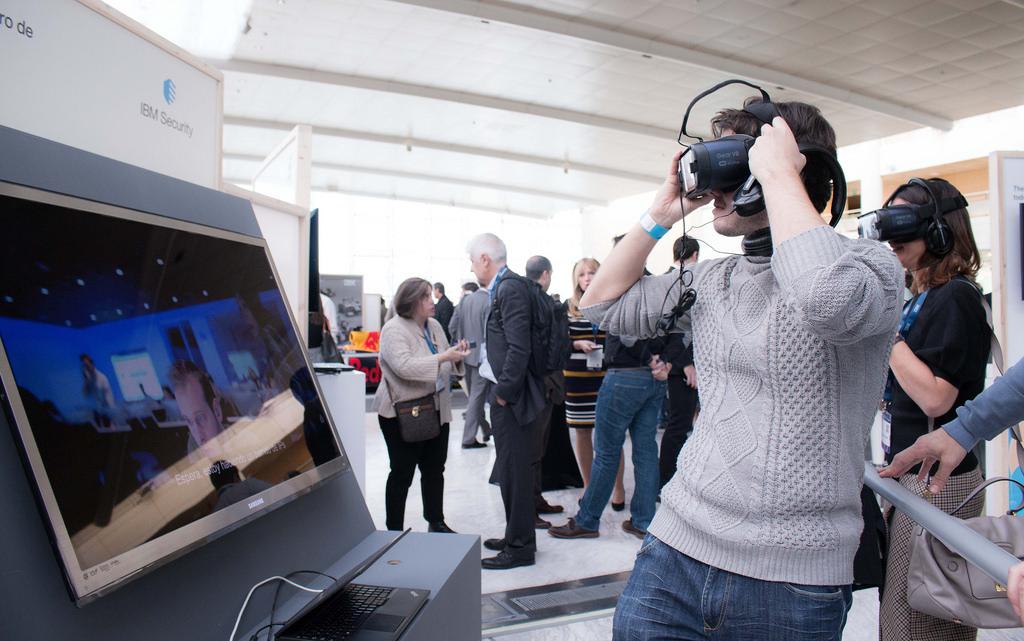 La realidad virtual marca el futuro de la televisión 3D