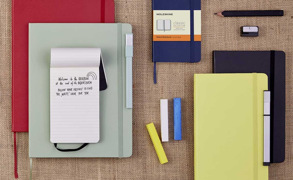 Convierte tu smartphone en un cuaderno Moleskine
