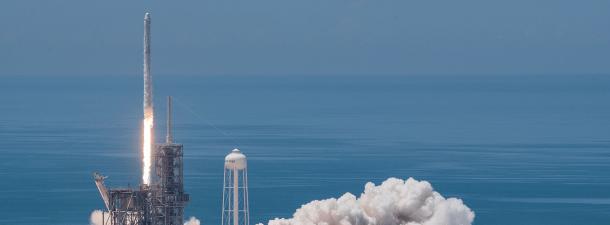 SpaceX: el Falcon Heavy es solo el primer paso