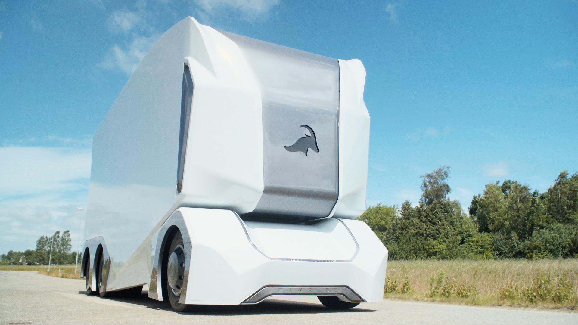 Los camiones autónomos llegarán a las calles de Suecia este año