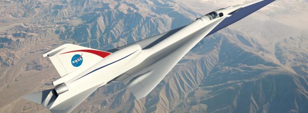 La NASA trabaja en aviones eléctricos que usan combustible de cohetes