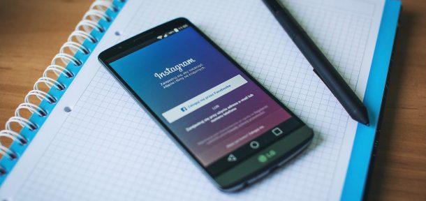 phone instagram