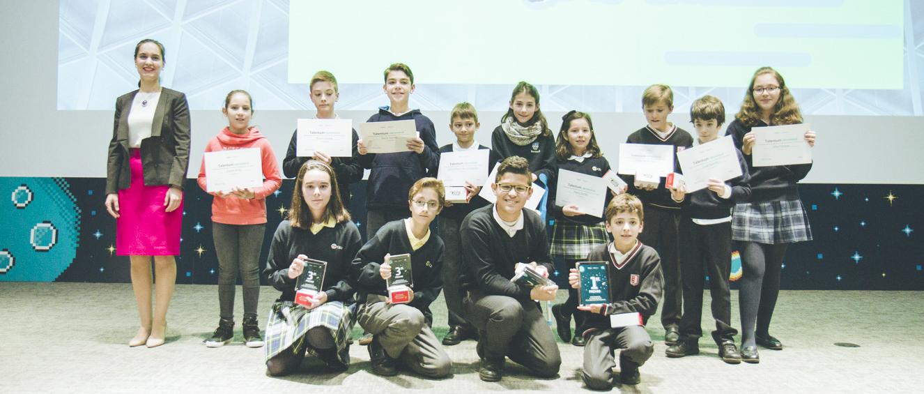 Más de 700 niños participan en la primera Game Jam Junior de Talentum