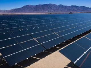 Objetivos en energía solar