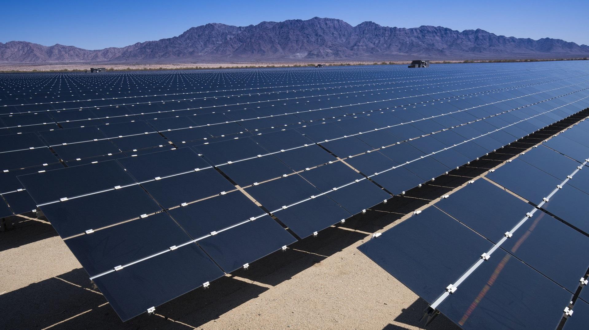 India ha alcanzado sus objetivos en energía solar fijados para 2022