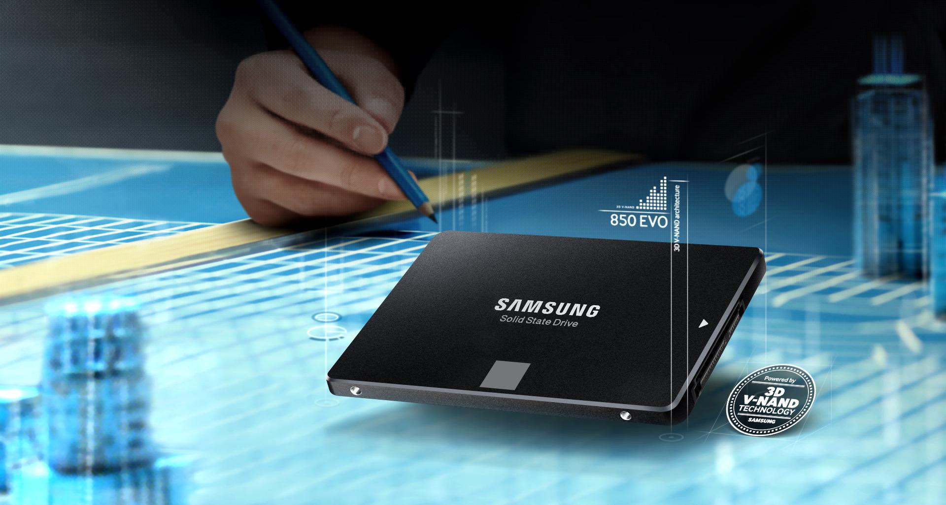 Samsung crea un disco externo SSD con 30 TB de capacidad