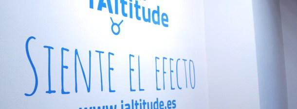 iAltitude: un entrenamiento de altura