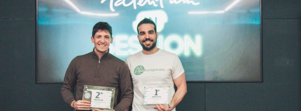 Finalistas Talentum en Madrid